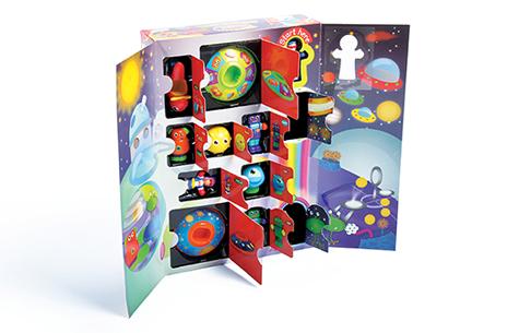 Pudelko 10 Zabawek Kalendarz Adwentowy Urodziny 8515804421 Allegro Pl