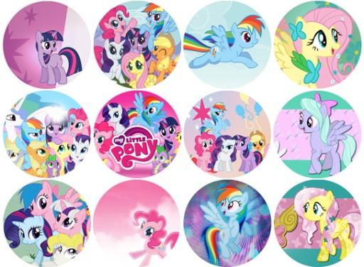 Bursdag My Little Pony