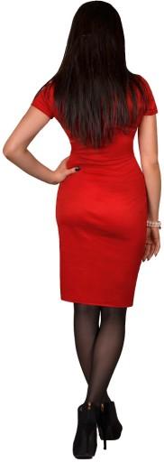 UNIWERSALNA sukienka 46 czarna * Chcesz Dłuższą ??