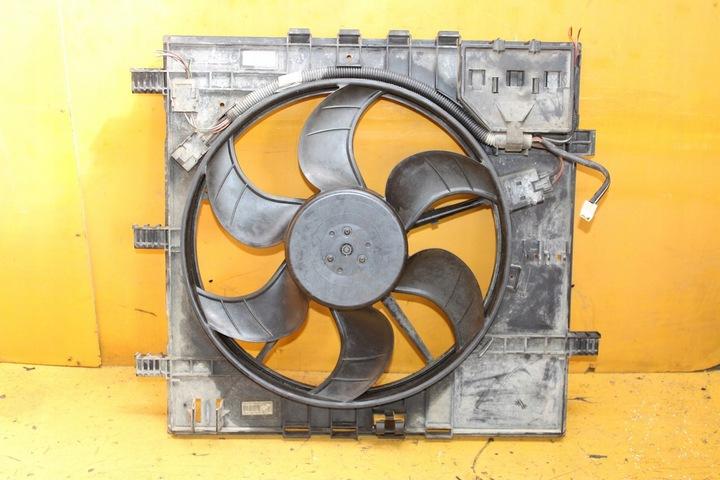 вентилятор радиатора vito w638 2.2 cdi 6385001993