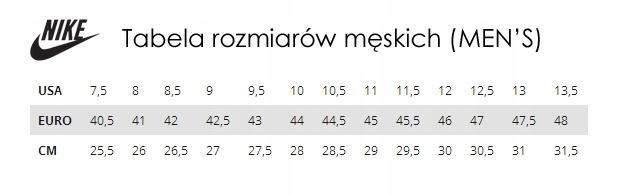 BUTY MĘSKIE NIKE ATSUMA CZARNE 9813980859 Buty Męskie Sportowe TJ AGIYTJ-1