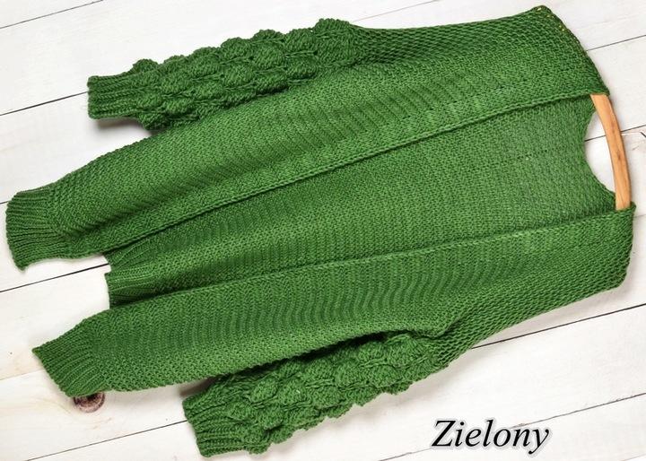 K13 KARDIGAN NARZUTKA SWETER BUBBLES KOLORY 7170600529 Odzież Damska Swetry WW HUEGWW-4