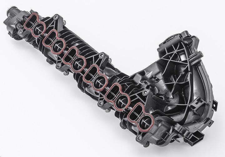 KOLEKTOR SSĄCY BMW 730d F01 X5 e70 X6 e71 e72 3.0d